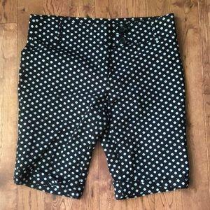 LILY MORGAN - EUC-NWOT Stretch Shorts (XL)